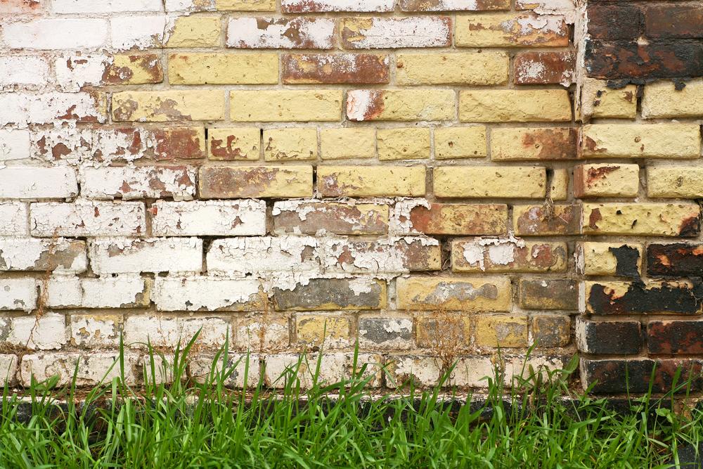 lead on bricks