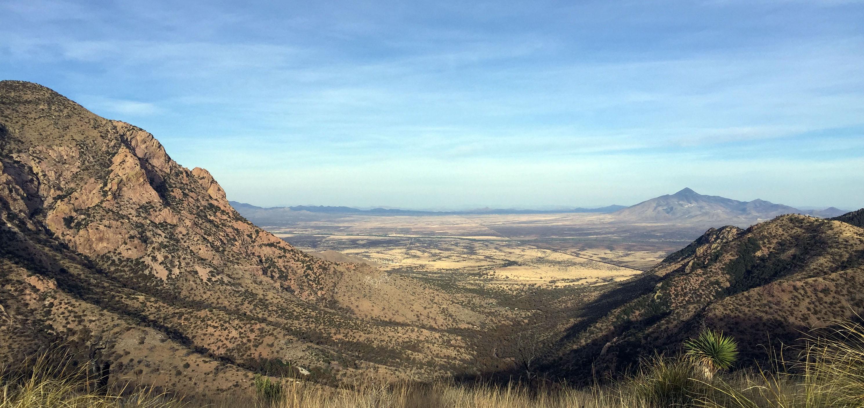 WaterSim Arizona Montezumas Pass