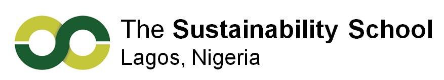 Sustainability School, Lagos Logo