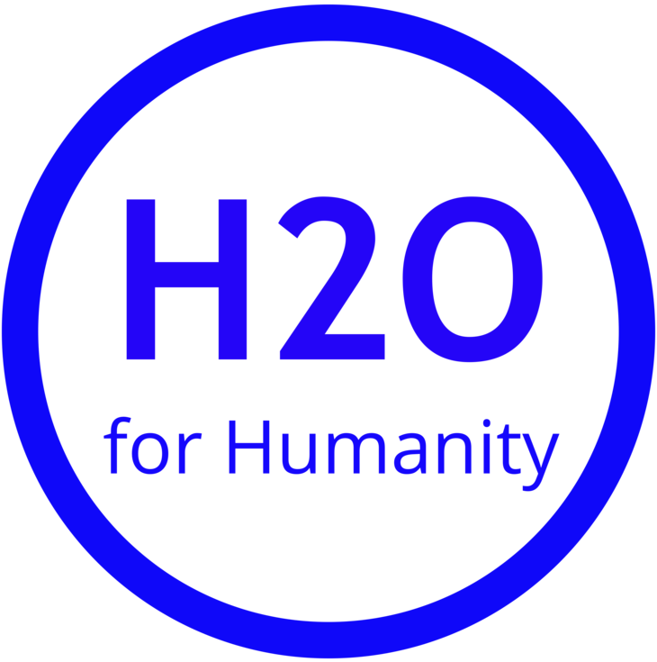 H2O for Humanity logo