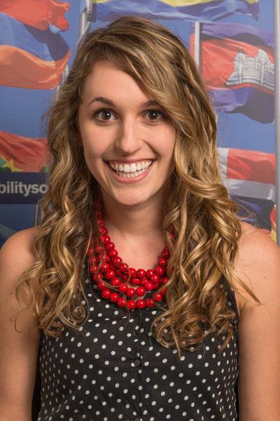 Alexandra Slaymaker - UK & Denmark student