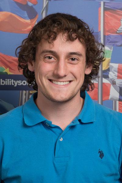 Derek Duran - South Africa student