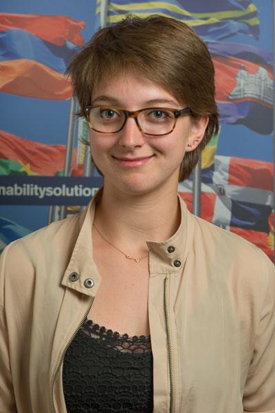 Heather White - Morocco student
