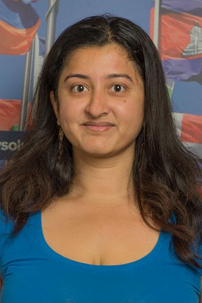 Jaishri Srinivasan - Morocco student