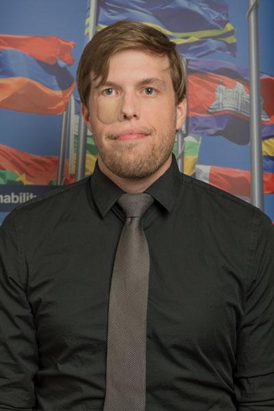 Jeremy Robertson - UK & Denmark student