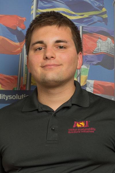 Joel Guy - UK & Denmark student