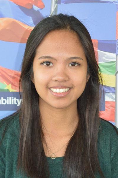 Jonela Balasta - Hong Kong student