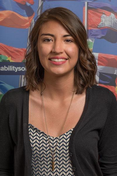 Lindsay Zapata - Nepal student