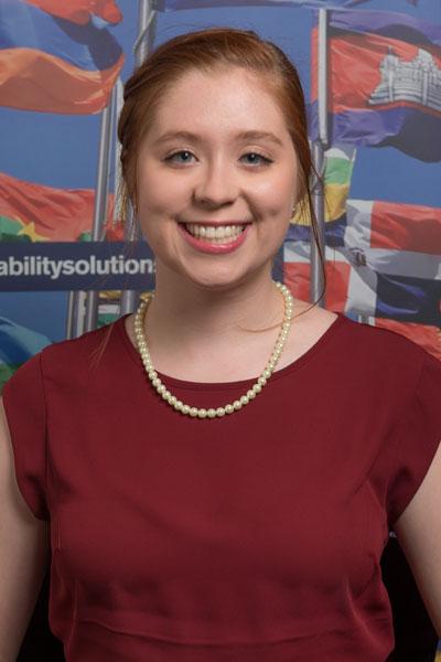 Martha Weber - UK & Denmark student