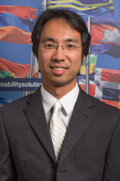 Neng Iong Chan - Morocco student