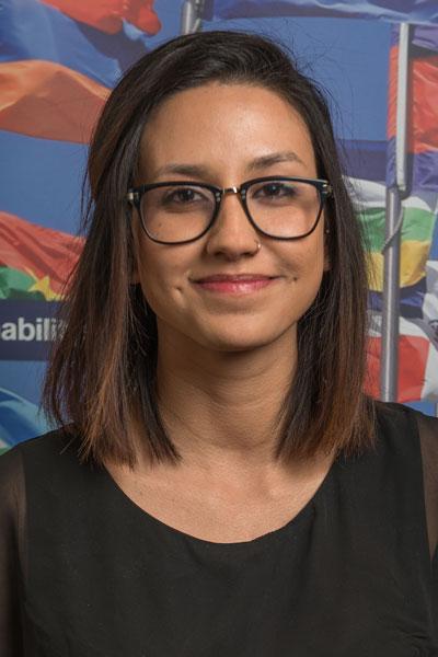 Paulina Murga - UK & Denmark student