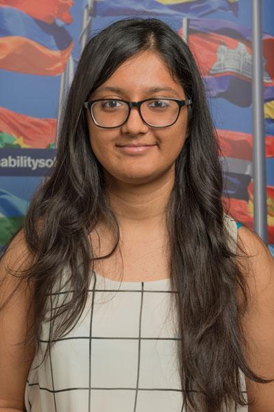 Snigdha Nautiyal - Morocco student