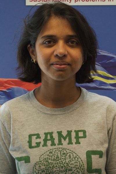 Soumya Parthasarathy - South Africa student