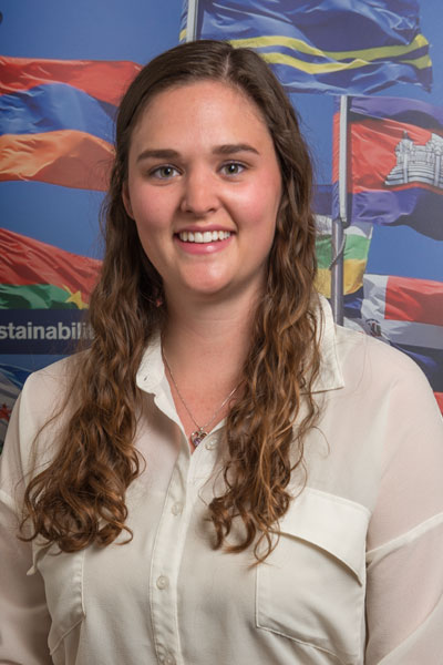 Tara Hansen - Nepal student