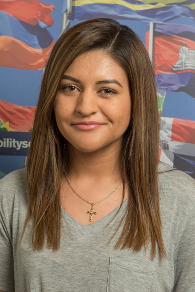 Teresa Valdez - London & Paris student