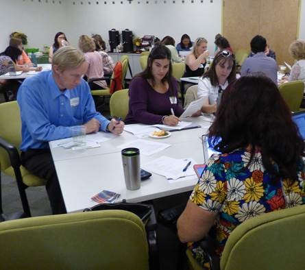 SCN Hosts Show Me the Money! Grant Workshop with a Collaborative Focus