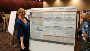 Urban Climate Student wins ISSR Poster Award!