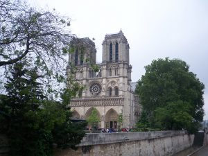 Paris_Notre Dame Cathedral small