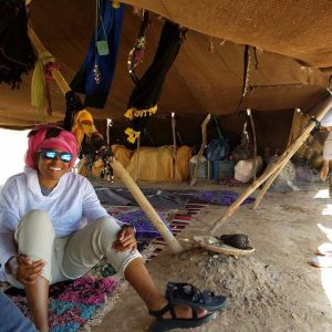 Morocco_nomad tent