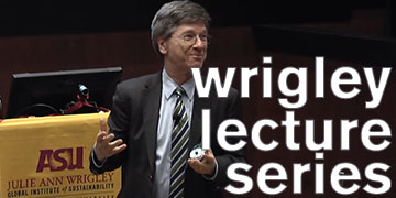 Wrigley Lecture Series