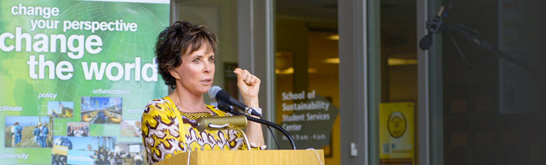 Julie Ann Wrigley receives Mayoral proclamation