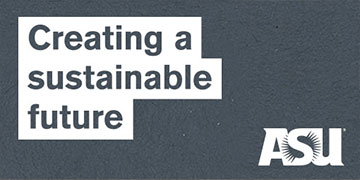 Sustainability Prospectus page link; Creating a Sustainable Future