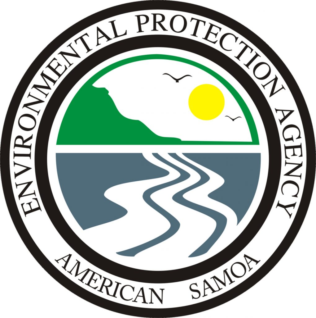 American Samoa Environmental Protection Agency logo
