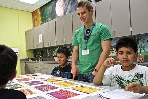 Ecology Explorers Outreach