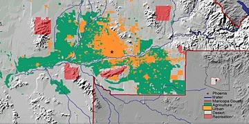Land Use History of Maricopa County (1912 – 1995)