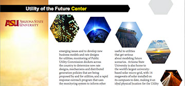 Utility of the Future Center overview publication