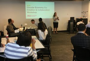 Circular Economy Co-Creation & Collaboration Workshop 1