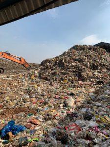 Mumbai heaping landfill
