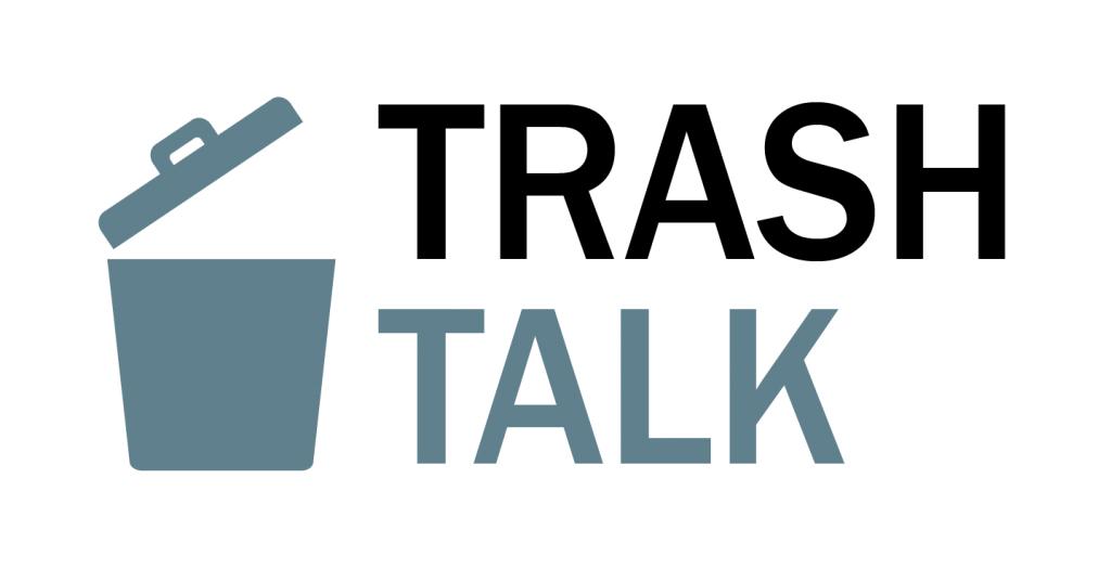 Trash Talk logo