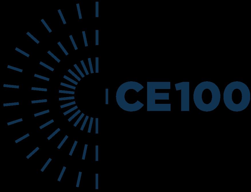 CE100 logo
