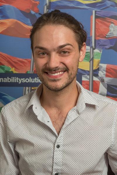 Albert Romero - Morocco student