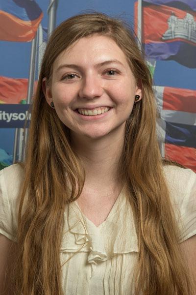 Annika Andersen - UK & Denmark student