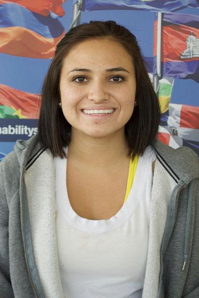 Bayly Holl - Nepal student