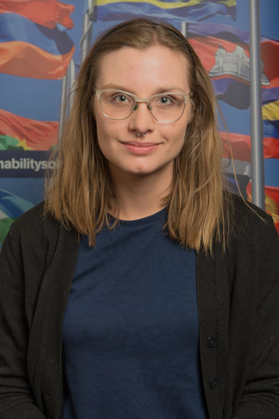 Emily Joiner - South Africa student