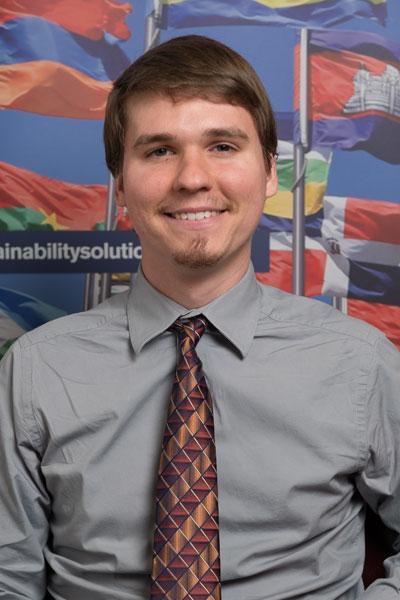 James Sponsler - South Africa student