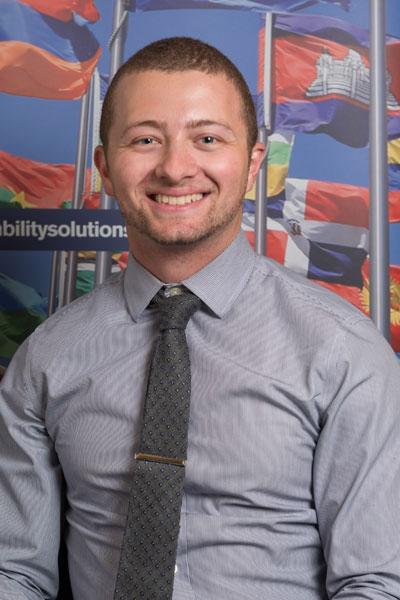 Jose Urteaga - UK & Denmark student