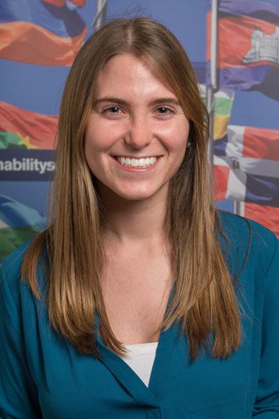 Julia Colbert - UK & Denmark student