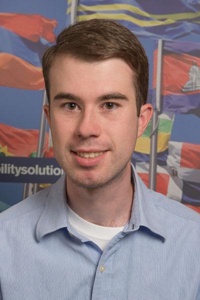 Kevin Rutherford - Hong Kong student