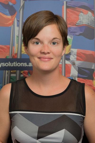 Miranda Kincade - UK & Denmark student