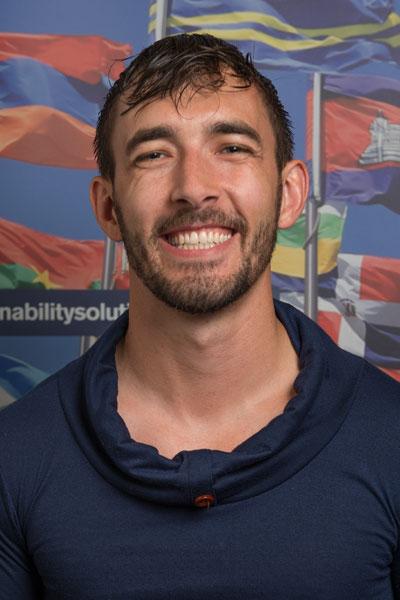 Nathaniel Cleveland - Morocco student