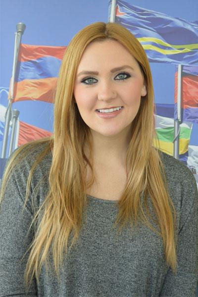 Paige Price - Nepal student