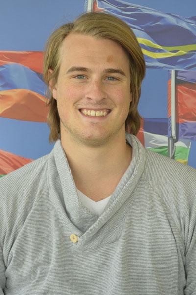 Phillip Moore - Nepal student