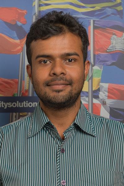 Ramanuj Mitra - Hong Kong student