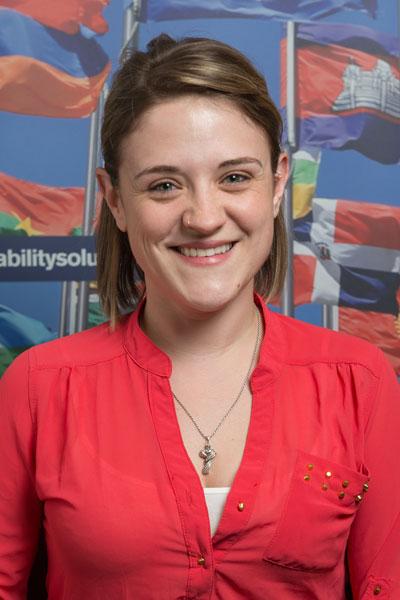 Randi Bromm - South Africa student
