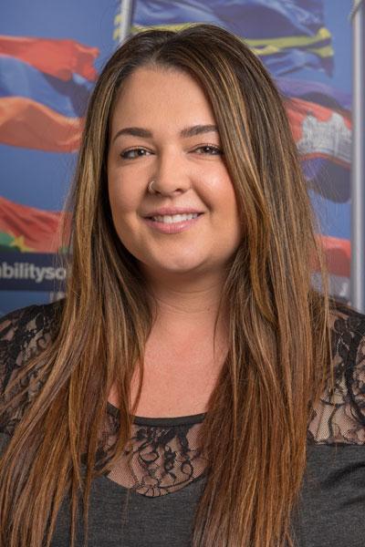 Shannon Mason - Hong Kong student