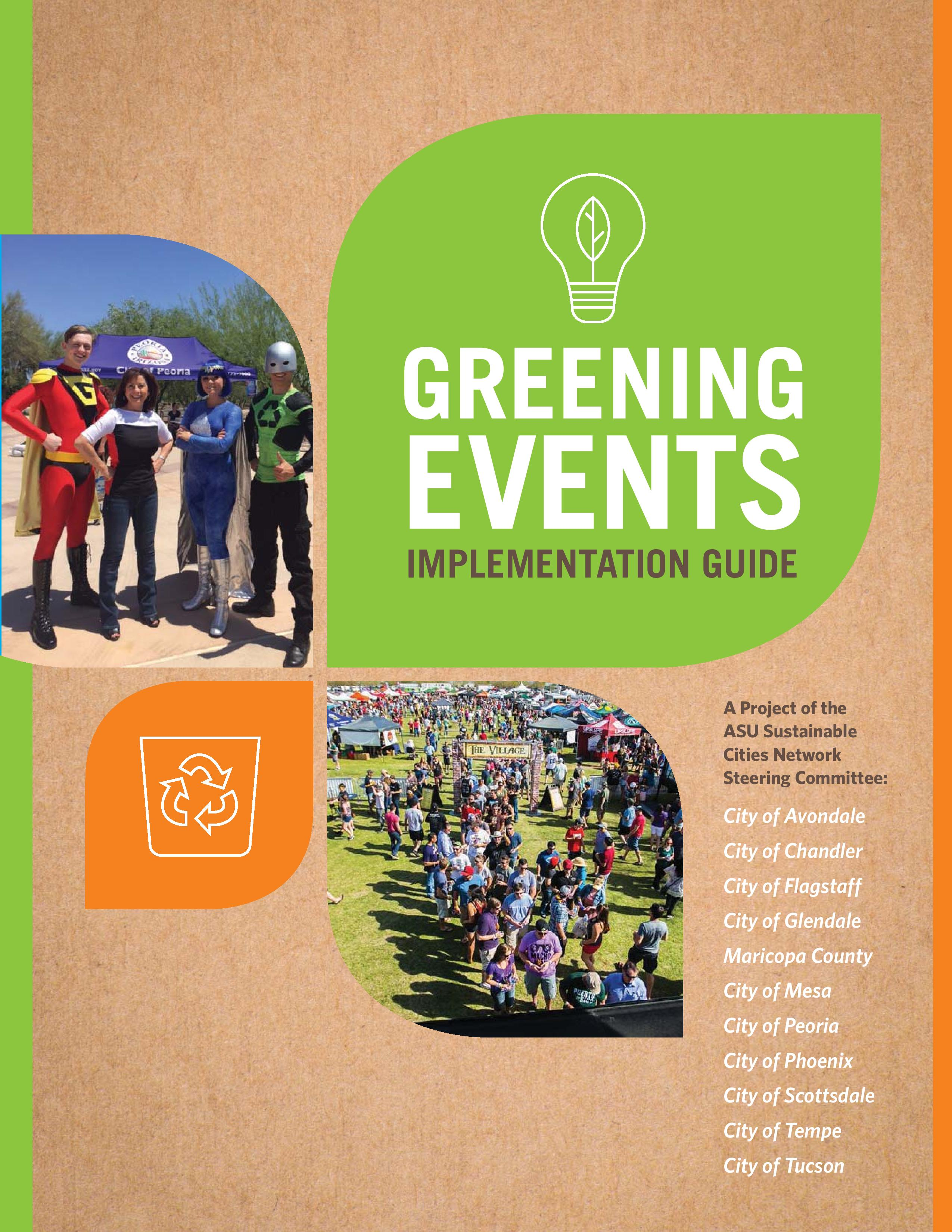 greening events pdf Greening Events Implementation Guide PDF